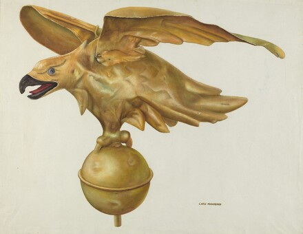 Eagle Weather Vane