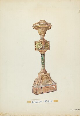Ceremonial Candlestick