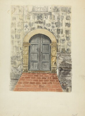 Doorway and Doors