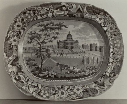 Platter - State House, Boston