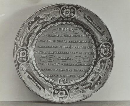 The Utica Plate