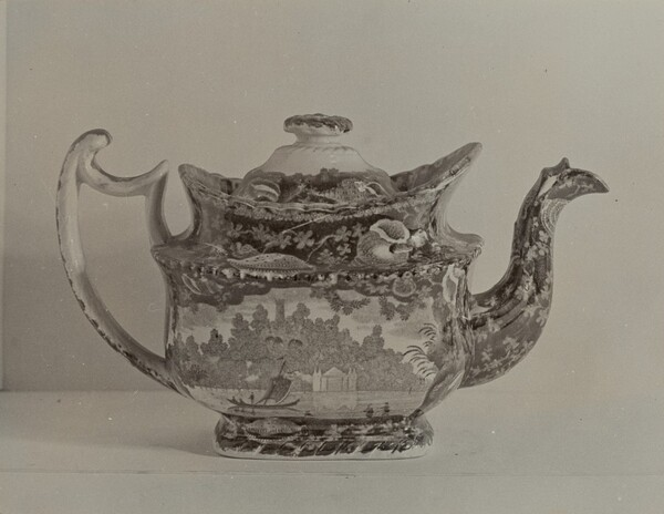 Teapot - Wadsworth Tower