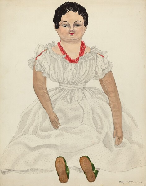 Doll: Mary Scotia