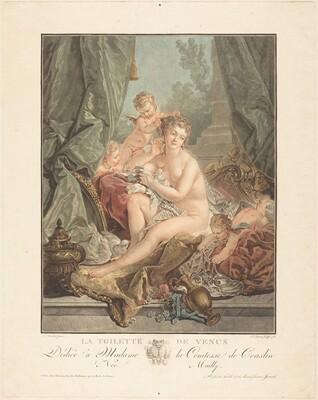 La toilette de Venus