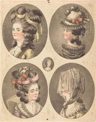 Modeles de coiffures