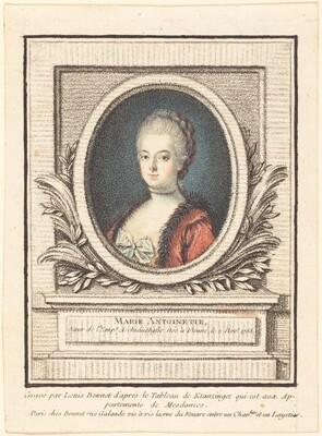 Marie-Antoinette, Dauphine