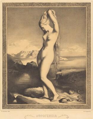 Venus Anadyomene