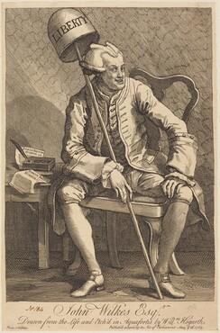 John Wilkes Esq.