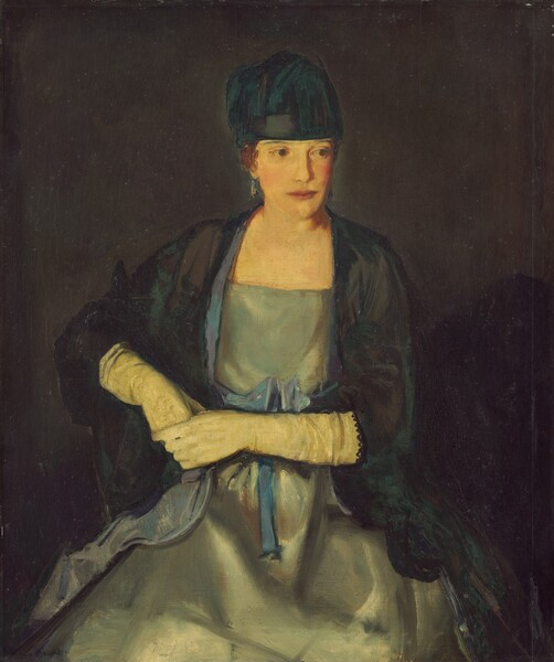 Maud Murray Dale (Mrs. Chester Dale)