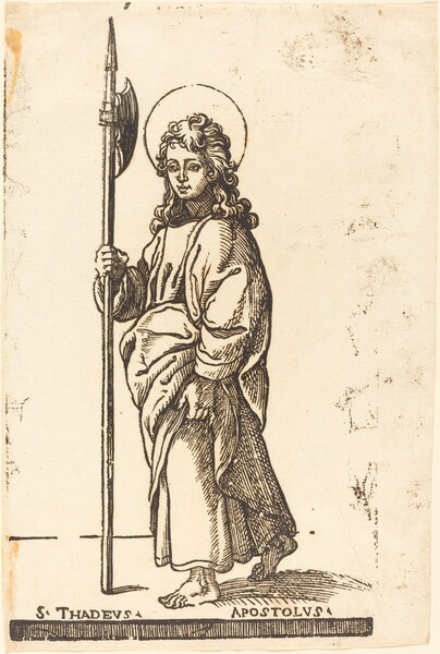 Saint Jude (Thaddeus)
