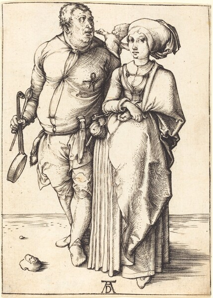 The Cook and His Wife