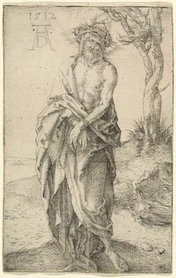 The Man of Sorrows with Hands Bound