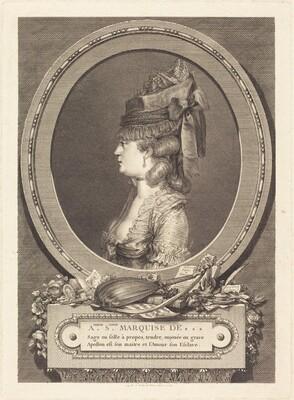 Adrienne Sophie Marquise de ***