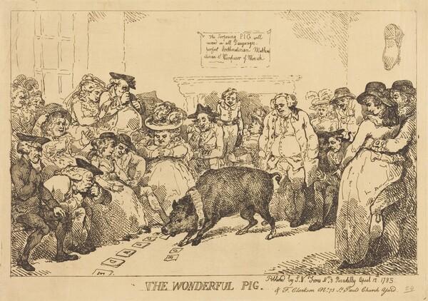 The Wonderful Pig