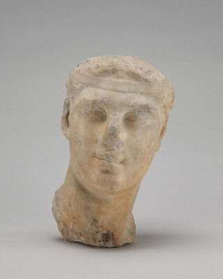 Head of a Youth (Dionysos or a Follower?)
