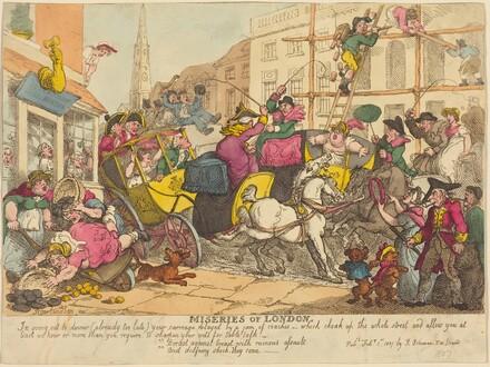 Miseries of London