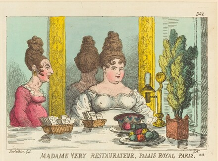 Madame Very Restaurateur, Palais Royal Paris