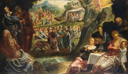 The Worship of the Golden Calf