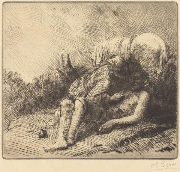 The Good Samaritan (Le bon samaritain)