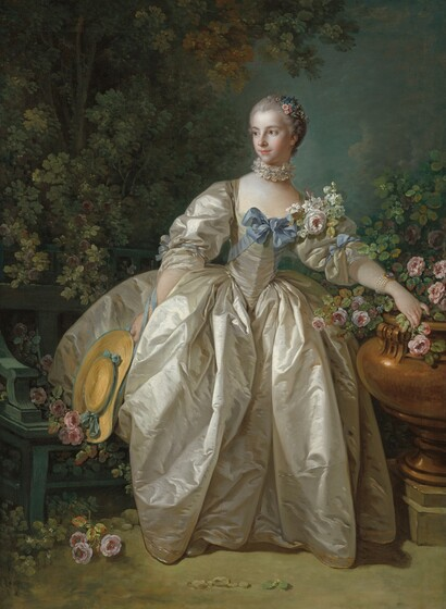 th century chardin and portraiture contemporaries noted that the artist had difficulty capturing a likeness a handicap eighteenth century audiences felt less severe for women s