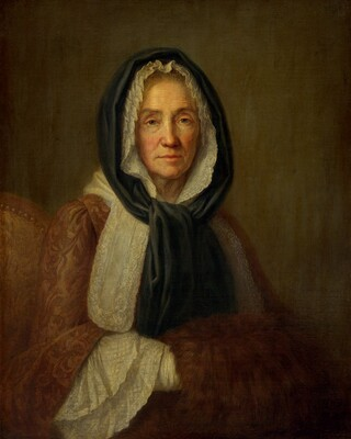 Old Woman with a Muff