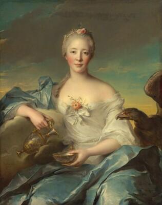 Madame Le Fèvre de Caumartin as Hebe