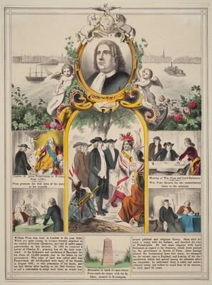 William Penn's History