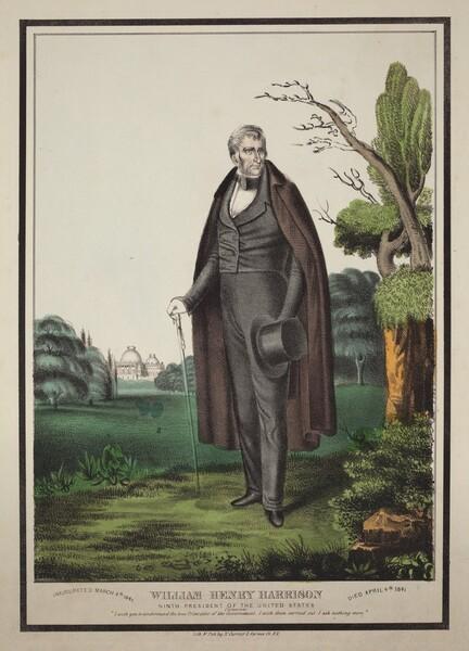 William Henry Harrison: Ninth President of the United States