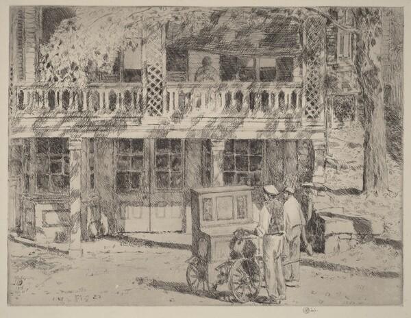 Toby's, Cos Cob