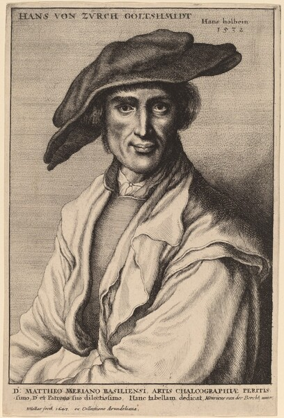 Hans von Zurch, Goldsmith