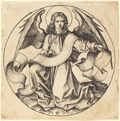 The Angel of Saint Matthew