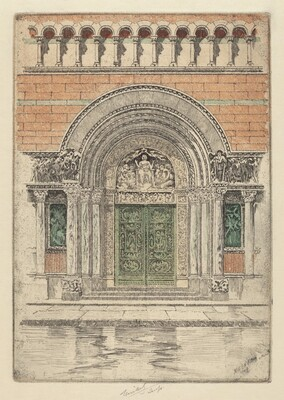 The Door, St. Bartholomew's