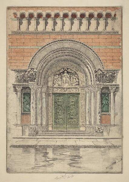 The Door, St. Bartholomew's