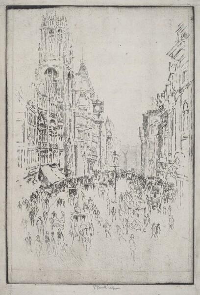 St. Dunstan's, Fleet Street