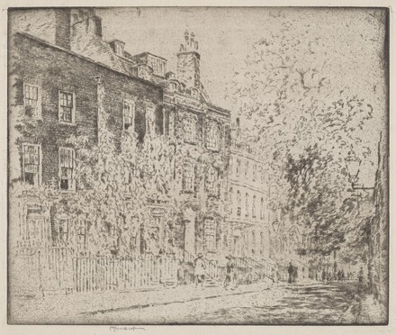 Great College Street, Westminster