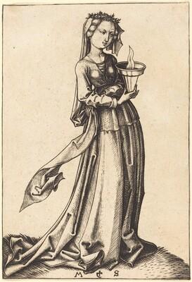 Fourth Wise Virgin