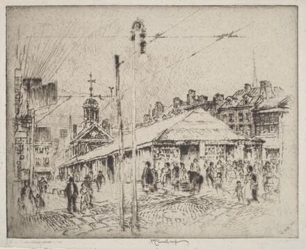 Second Street Market, Philadelphia