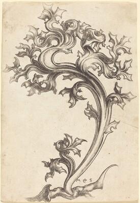 Thistle Ornament