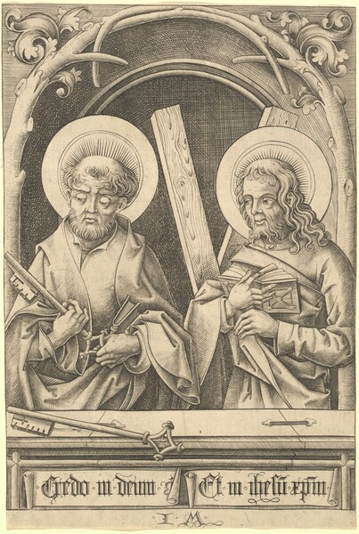 Saints Peter and Andrew
