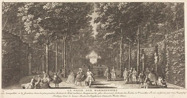 La Salle aux Marronniers