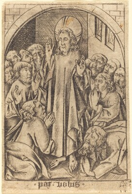 Christ Appearing to the Disciples