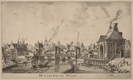 Heyligeweg Gate (Heyligewechs Poort)