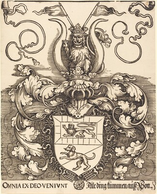 Coat of Arms of Lorenz Staiber