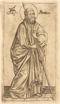 Saint Matthew? Saint Thomas?