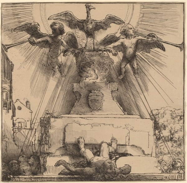 The Phoenix or the Statue Overthrown