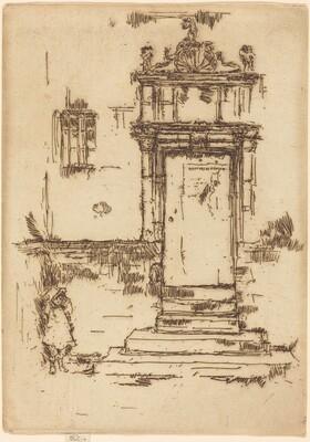 Chapel Doorway, Montresor