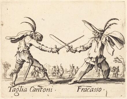Taglia Cantoni and Fracasso