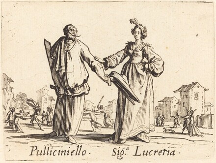 Pulliciniello and Siga. Lucretia