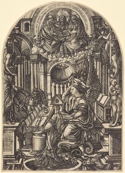 The Revelation of Saint John the Evangelist