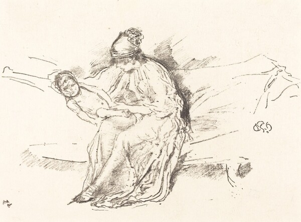 Mother and Child, No. 4